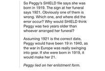 Peggy Badass Carter