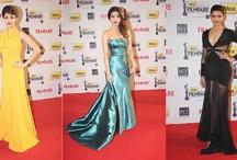 Fashion at the Filmfare Awards 2013