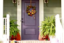 {outdoor space & curb appeal}