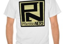 The PractitioNERD Store / You can pick up these items at zazzle.com/thepractitionerd* and GET YOUR NERD ON!!1!11!!