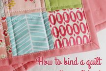 Crafts - Sewing Quilts, Blankets & Pillows / by Melinda D