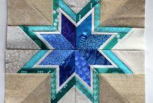 quilt blocks of geometric awesomeness