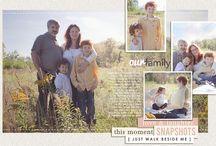 Family Photo Albums / by Debbi