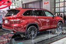 New Model: 2017 Toyota Highlander