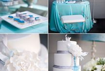 Silver Wedding Color Theme / Would love to see silver as your main color for your wedding day? Browse through our pins gallery for beautiful silver wedding color ideas and complimentary matching colors.