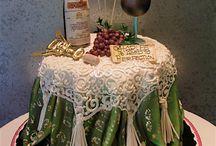 Tortafestés / Torta díszités