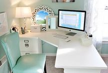 Offices / by Melissa @ Living Beautifully