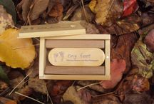 Eco-friendly USB Flash Drives & memory sticks / USB Flash Drives encased in housings made from recycled wood and paper!