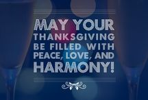 Holidays / Wishes on Holidays - ThanksGiving, Christmas, New Year to come!