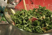 Salads / by Jackie Katzenstein