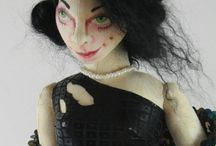 Cloth Dolls / by Janice Watson