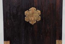 Asian Furniture / Beautiful,traditional wood cabinetry from Japan, Korea, China, etc.