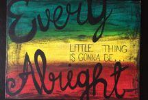Dibujo De Bob Marley
