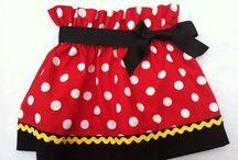Birthday: Minnie Mouse / by Danielle O'Haren
