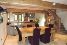 Bronte Barn - Holiday Cottage, Nr Haworth, West Yorkshire