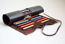 Pencil Cases & Pen holders