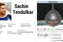 Sachin Tendulkar / Sachin Tendulkar - Bharat Ratna, Best Cricketer in World, God of cricket, Sachin Tendulkar 200, Group Captain India Air Force,  Best Quotes about Sachin Tendulkar, Facebook, Twitter, LinkedIn profile and Photo Gallery.