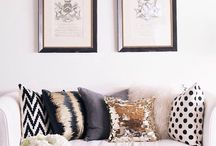 Pillow Combinations {finding the perfect mix} / If your not sure what the perfect pillow combination is, and need a little inspiration then this is the board for you.