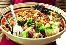 Johan's lekkere salades / Lekker en gezond, salades!