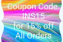 Little Handmade Store Coupon Codes! / Coupon and Discount codes for  www.LittleHandmadeStore.etsy.com