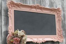 Chalk Ideas / by Amy Spangler Stahl