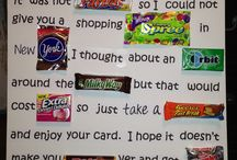 Candy poem
