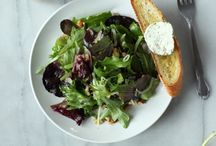 Salad Love / It's green and leafy.  / by Brandy O'Neill | Nutmeg Nanny