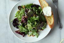 Salad Recipe Love / It's green and leafy.  / by Brandy O'Neill | Nutmeg Nanny
