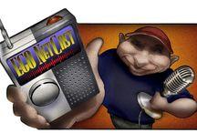 NetCast / EGO NetCast. Internet radio, podcasting, vlogs, new media broadcasting, etc.
