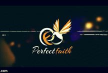 "Perfect faith / www.perfect-faith.com  ""The reason birds can fly and we can't is simply that they have perfect faith, for to have faith is to have wings"" James Matthew Barrie 1860 - 1937"