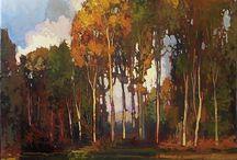 Jan Schmuckal Tonalist Impressionist Artist