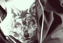 Tattoo / Wolf