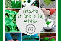 St Patrick day activities