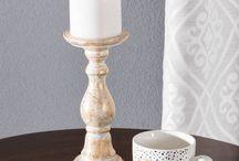 Świeczniki | Candlesticks