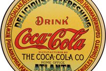 Coke collections / by Margie Mellon