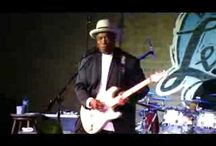 Blues masters / by Perez Charles