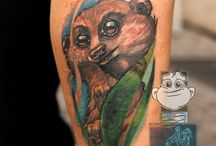 Tattoo Art Berlin / Tattooart, Comic, Newschool, Colorwork, Animation
