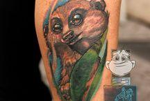 Tattoo Art Berlin / Tattooart, Comic, Newschool, Colorwork, Animation