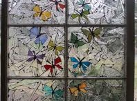 I Love Dragonflies & Butterflies ! / by Donna Huntley