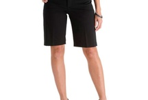 Relaxed Women`s Shorts