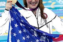 Role model: Missy Franklin!!! / My absolute favorite swimmer who is my role model! Absolutely amazing positive girl! / by Alexis Mattson