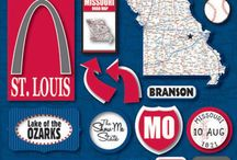 Missouri <3<3 / by Ashley Gilio