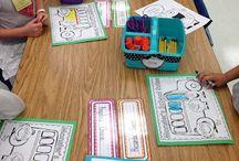 Kindergarten beginning of year / by Sarah Novacek