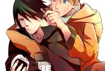 Naruto & Sasuke - Friends
