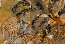 Botanical Printing on Paper / The Best of Both Worlds: A New Approach to Botanical Eco-printing