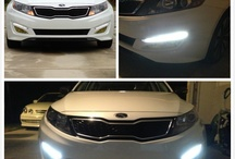 Kia LED Lights / by iJDMTOY.com Car LED