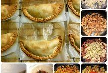 Mis recetas / Fotos de las recetas publicadas en la web www.cocinaparamuppies.com