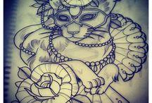 Inspiration tatouages / tattoos