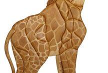 Giraffe für Luisa