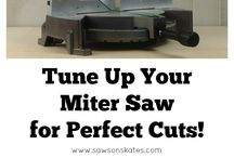 Mitre Saw Tips and How to use